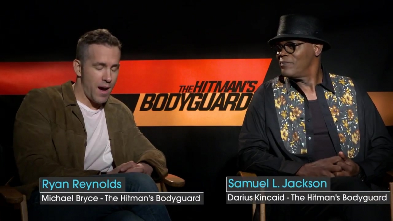 Ryan Reynolds and Samuel L. Jackson Break Down the Word Motherfer