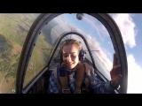 28052017 Полет, свободное падение, мертвая петля. Аэродром Калачёво