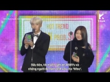 [Vietsub] 171202 BTS SUGA  SURAN Win Hot Trend Award @ MMA 2017 [BTS Team]