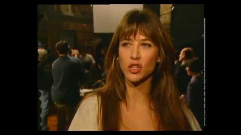 007 The World Is Not Enough Sophie Marceau Interview