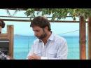 EdaHDTelevision • Каштановые блины с крабовым муссом и соусом из шампанского