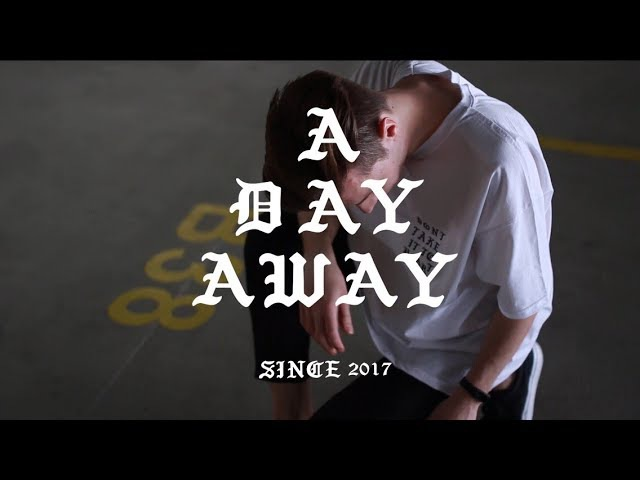 A Day Away clth.   Promo video   Summer 2017