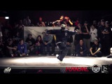 HURRICANES BATTLE-ISM 2013 TAIWAN  HENRY LINK (U.S.A) HIP HOP JUDGE SOLO