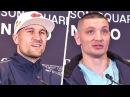 Sergey Kovalev vs Vyacheslav Shabranskyy PRESS CONFERENCE   11.22.17
