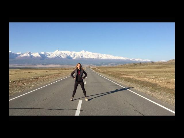 Алтай / Каменные грибы / Водопад Учар / Кату - Ярык