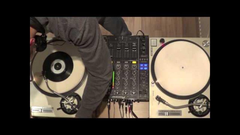 Short Disco 7inch Vinyl Mix - DJ SR