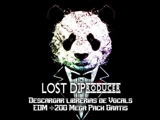 Descargar librerias de Vocals EDM +200 Mega Pack Gratis | Fl Studio 11 Free Librerias