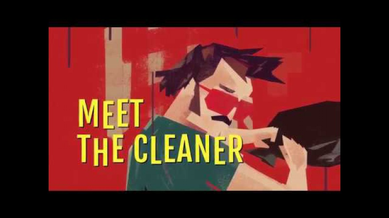 Serial Cleaner Nintendo Switch eShop Announcement Trailer Europe