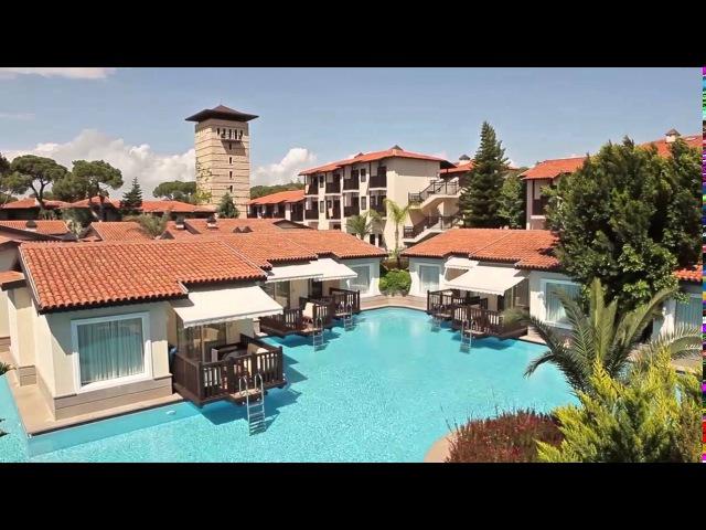 Paloma Grida Resort SPA, Belek, Antalya-området, Turkiet