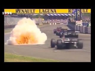 F1 Поломки двигателей, подборочка