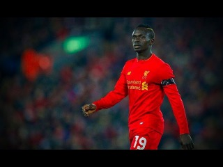Sadio Mane ● Goals x Assists x Skills ● 2016/17