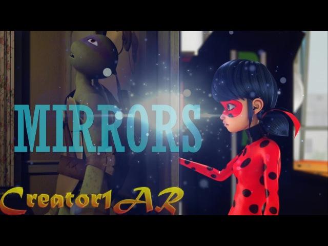BOOM Quest: MIRRORS - TMNT 2012/Ladybug MV ♫
