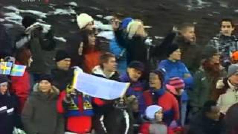 Биатлон. Кубок мира 2006-2007. 1 этап. Эстерсунд. Женская индивидуальная гонка