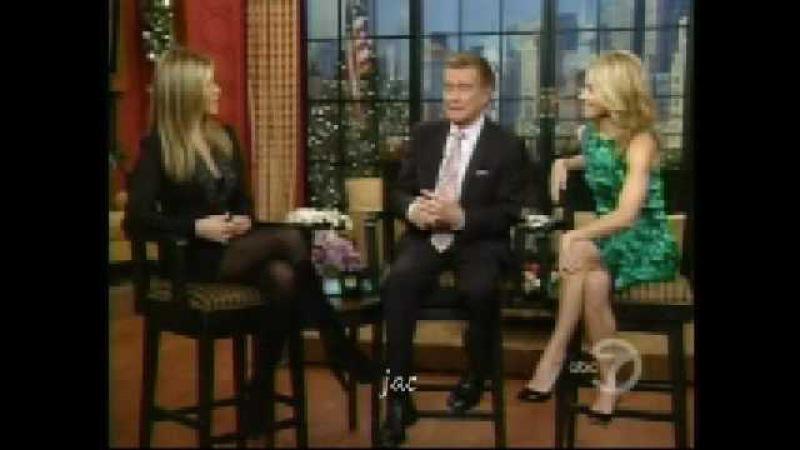 Regis and Kelly-Jennifer Aniston-part2