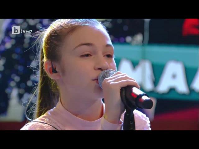 Krisia Todorova: Singing Thelo na me nioseis by Nikos Vertis