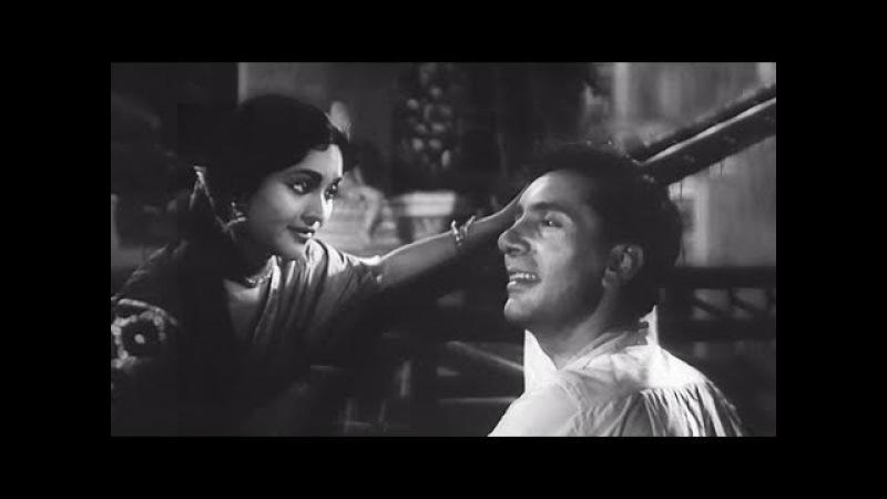 Manzil Wohi Hai Pyar Ki - Classic Hindi Romantic Song - Balraj Sahni, Vyjayanthimala - Kath Putli