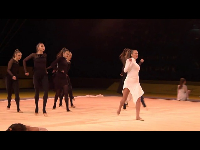 Ganna Rizatdinova, Maksimenko, Mazur GALA - Grand Prix Kiev 2017