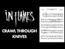 In Flames - Crawl Through Knives - Piano cover