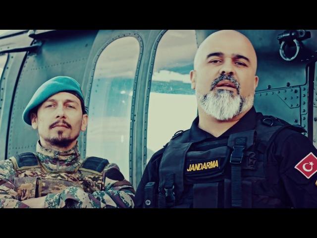 Jandarma Özel Harekat - JÖH ✔ Mehmet Borukcu EdizzA (Official Video)