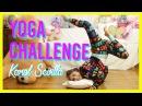 Karol Sevilla I Yoga Challenge I YogaChallengeKS