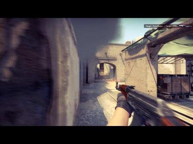 Pachanga VS eudededede | 4K AK-47/AWP