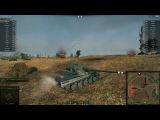 EtnieMERCY 2-hrs heavy tanks session ~ 5300 AVG DMG