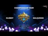 Nalguidan vs OldBoy - Hearthstone Championship Tour Summer
