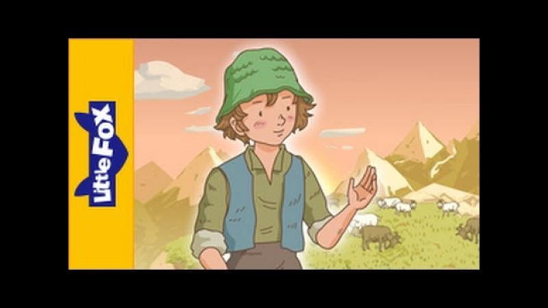 Heidi: Learn English with Animated Stories by Little Fox
