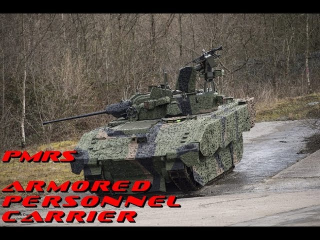 PMRS Armored personnel carrier
