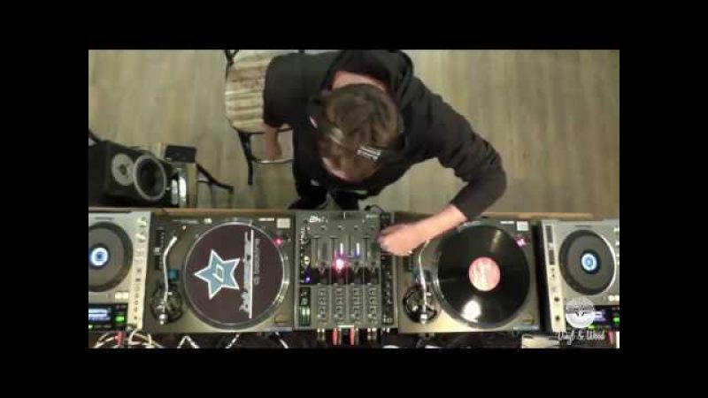 Vinyl Wood Instore Session w/ FABE - 21.04.2017 Budapest (RTS.FM)