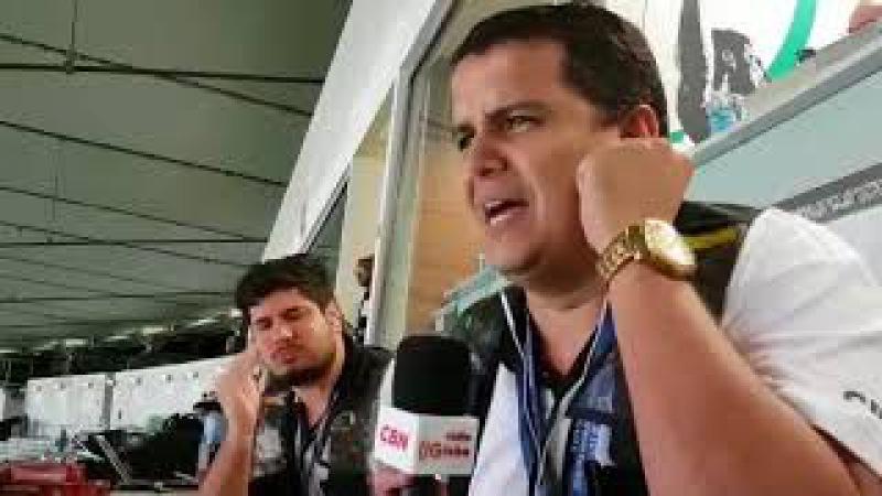 Transmissão do jogo Flamengo x Fluminense, pela Copa Sul-Americana 2017