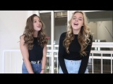 WHY - SABRINA CARPENTER W/ MACKENZIE ZIEGLER! (OFFICIAL COVER)