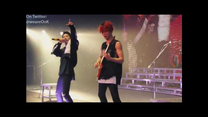 ''Taking Off'' - One Ok Rock Ambitions Japan tour SAITAMA ARENA Live