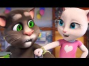 Игра Мой говорящий кот Том и Моя говорящая кошка Анжела