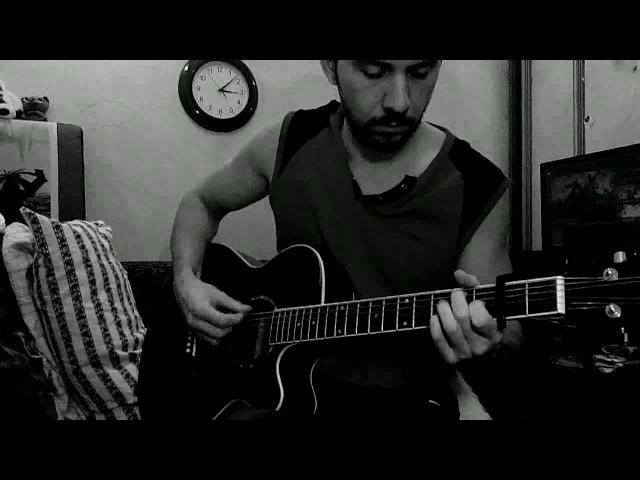 Генералы Песчаных Карьеров - аранжировка на гитаре таб