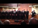 Misty Mountains Cold by the Men's Choir of Union University