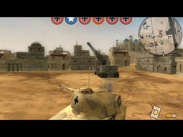 Panzer Elite Action - Dunes of War - Дюны в Огне {HardMode} 7