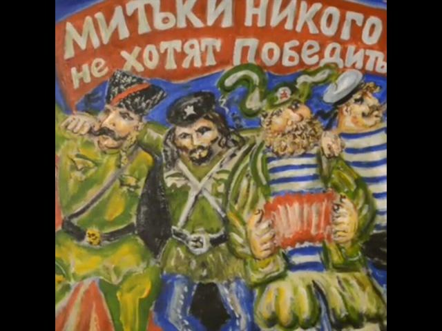 Мини обзор выставки ДШ в ШД (by Natali Polza • Oct 26, 2017)