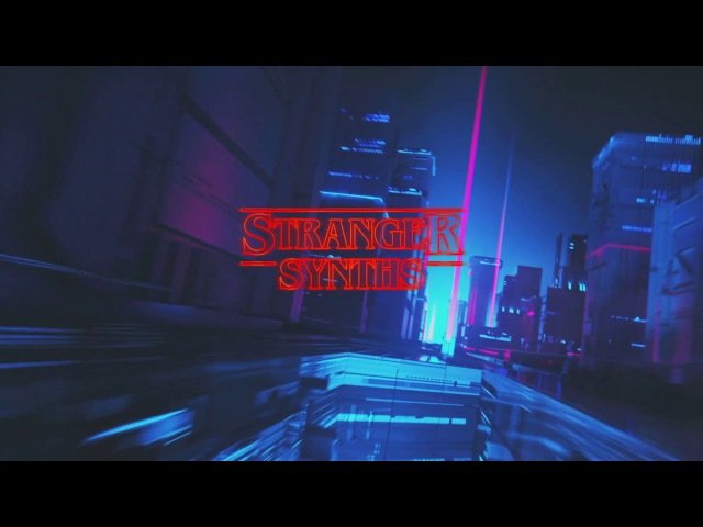 Dark 80's Synthwave Mix | Vol.1 | Stranger Synths