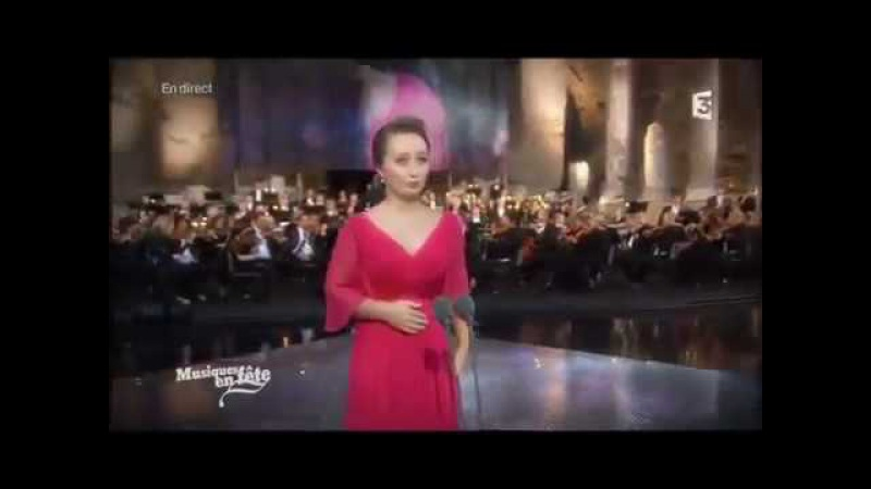 Julia Lezhneva - Nacqui all'affano - La Cenerentola - Rossini
