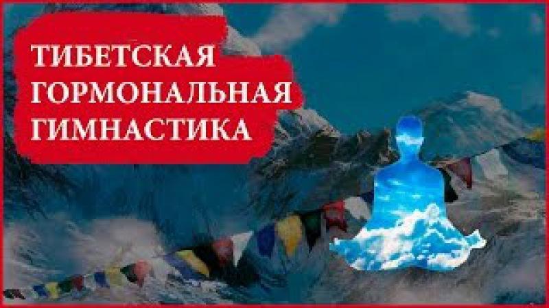 Вебинар. Тибетская Гормональная Гимнастика. Владимир Заворотный.