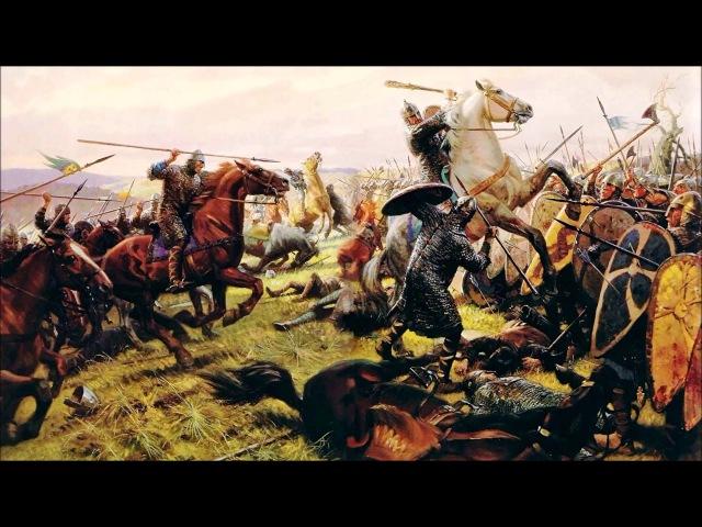 Вильгельм 1 Завоеватель - герцог Нормандии и король Англии. Рассказывает историк...