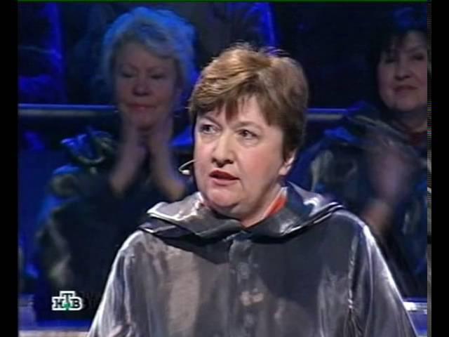 Своя игра. Шамеева - Успанов - Ковалевская (14.05.2006)
