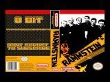 Rammstein-Amerika 8-BIT