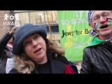 BDS thugs protest Israeli Ambassador Mark Regev at SOAS, UK