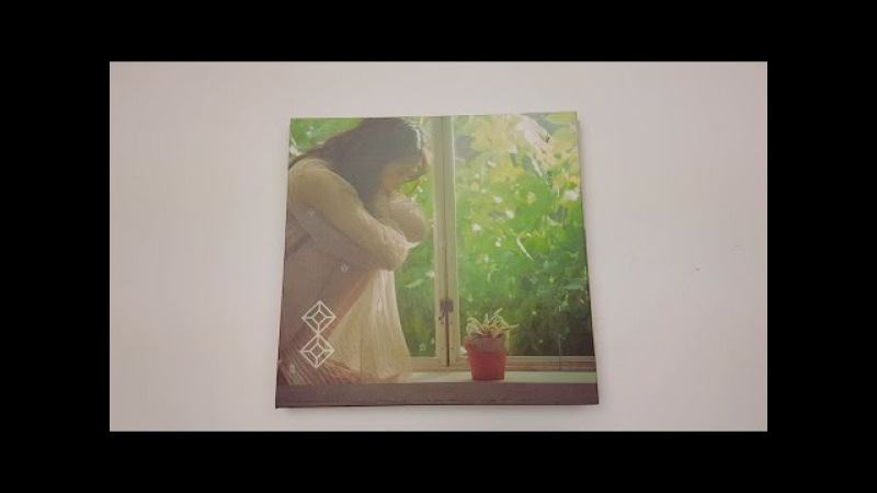 Unboxing Jung Eunji 정은지 (Apink) 2nd Mini Album Space