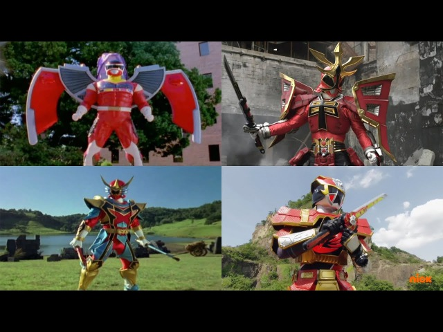Power Rangers - All Battlizer Armor Battles | Power Rangers In Space to Ninja Steel | Superheroes