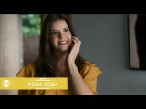 Pega Pega: conheça  Maria Pia (Mariana Santos)