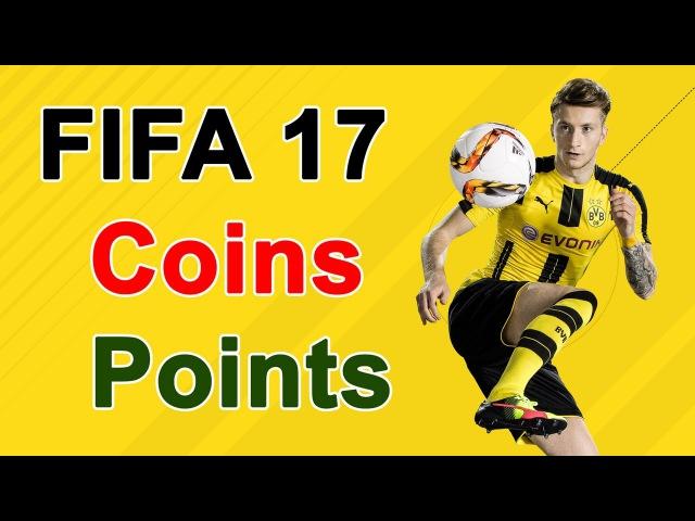 FIFA 17 Münzen und Points Genrator 2017