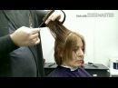 Видеоурок 1 Женская стрижка для жестких волос